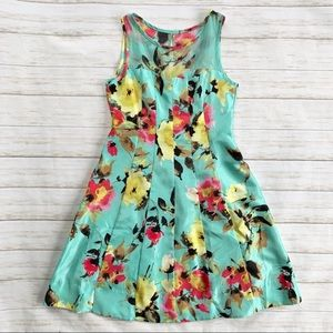 Chadwick's of Boston Floral Dress